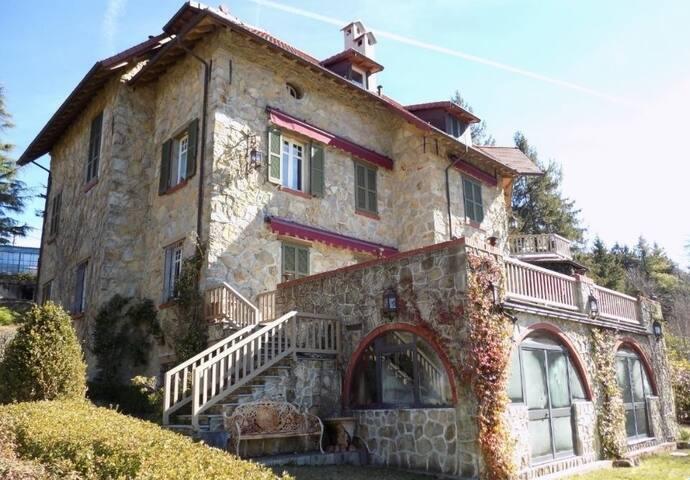 Villa Crocefieschi