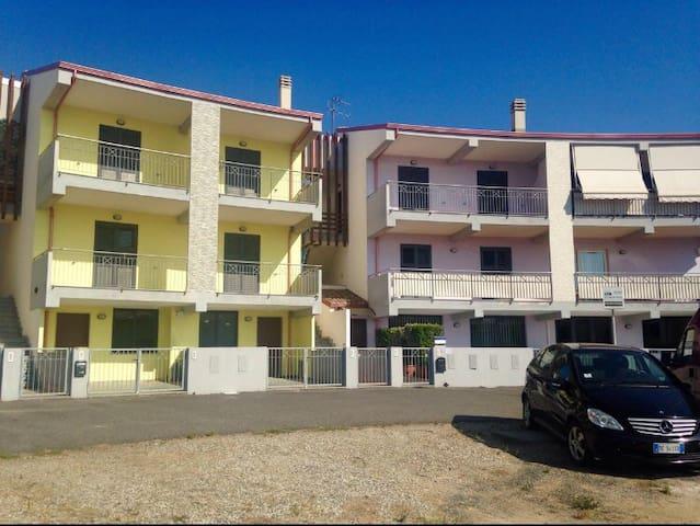 Residence Il Faro - Fego - Apartment