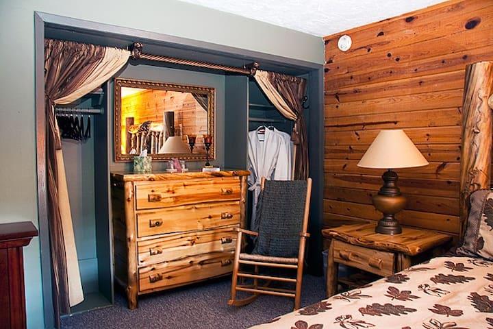 Rustic Aspen furniture
