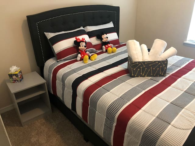 MICKEY'S Comfortable ROOM Near Disney World