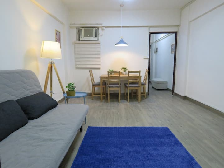 2BR New Furbished Loft in Mongkok