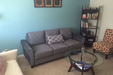 Homey Carrboro/Chapel Hill private space - Raleigh - Apartment