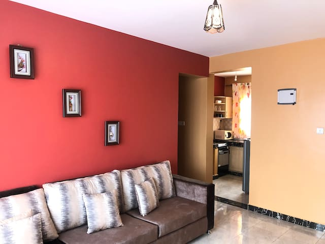 Elegant Tranquil Apartment in the heart of Naalya