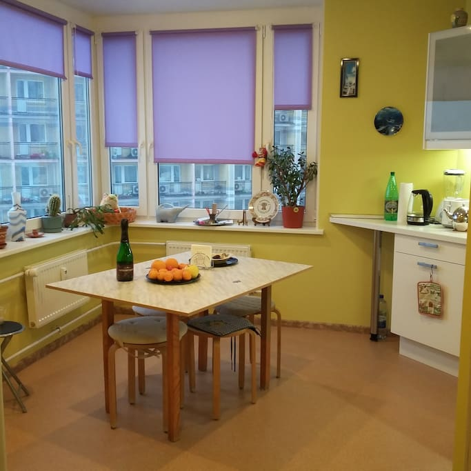 кухня 13 кв.м.