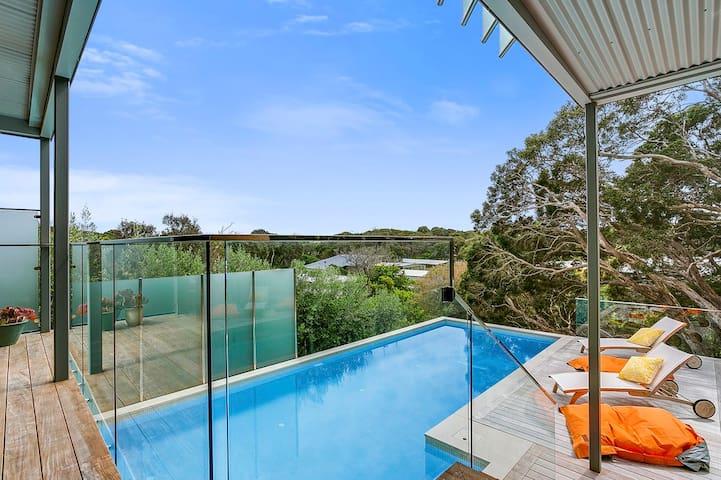 Lansdowne Villa - with stunning pool - Blairgowrie - วิลล่า