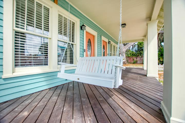 Apt in Historic Clearwater Home with water View #A