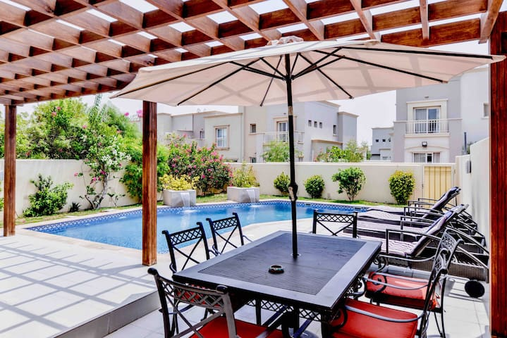 Luxury 3+1 Bedroom villa with Private swiming pool