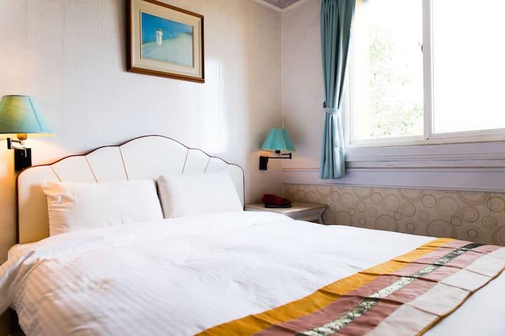 墾丁大尖山飯店-一般雙人房-1 - Hengchun Township - Flat