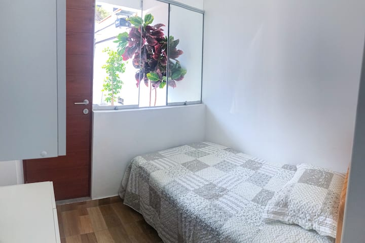 Habitación privada en Santiago de Surco