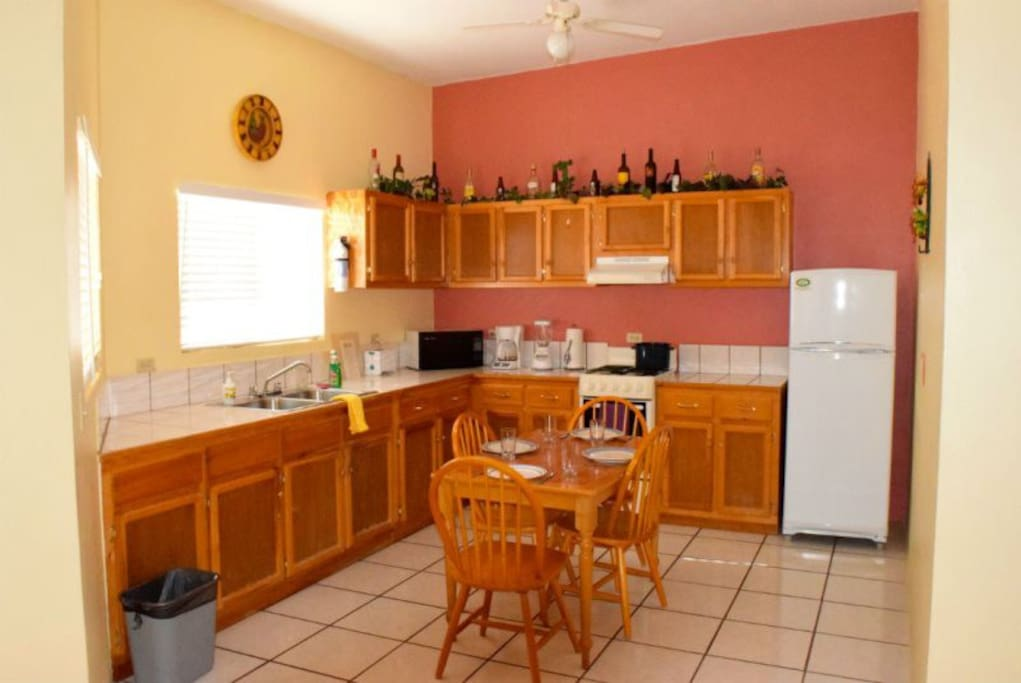 Casa Sunrise San Felipe Rental - Kitchen