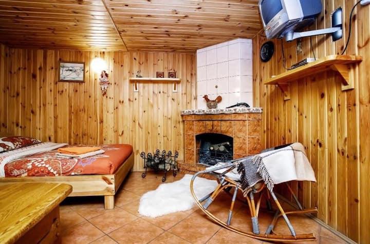 Мини-дом на природе для 2-4 чел.(2км от Чернигова)