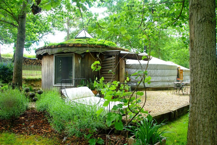 Sustainable & ORIGINAL country rental for 4/6pers