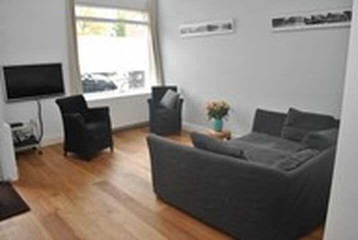Modern Studio aan de Amstel