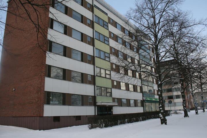 Two bedroom apartment in Rauma, Vähämaanpuisto 1 (ID 9580)
