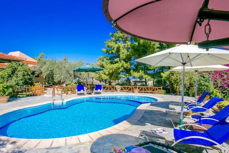 Villa Agapi with private swimming pool