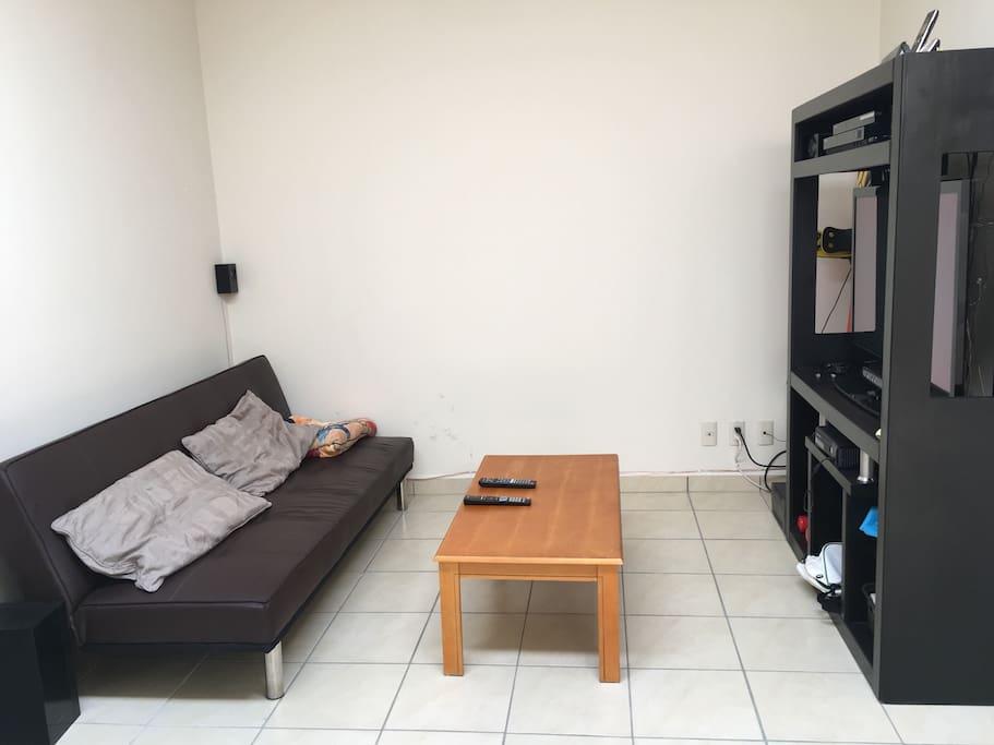 Área común TV.