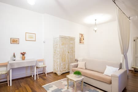 White Vintage Apartment - Cluj-Napoca - Appartement