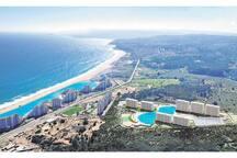 Departamento - Laguna Bahia