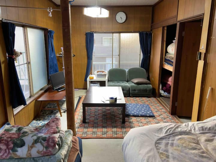 Easy stay at East of Tokyo, Edogawa