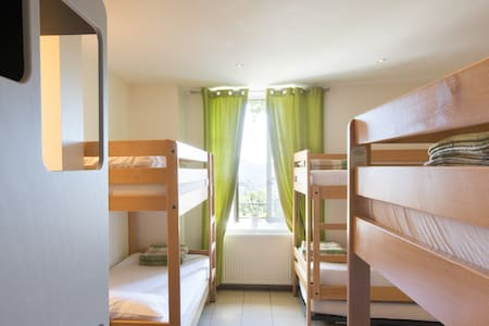 Chambre de 6 personnes avec 1/2 pension - Saint-Privat-d'Allier - Diğer