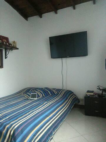 Excelente habitación - Medellín - Casa
