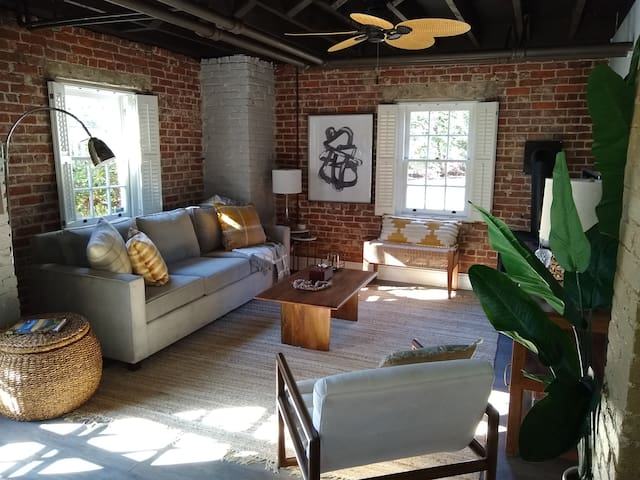 The Haven.  Have it all...luxury/comfort/location