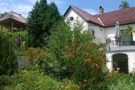 Hill house at Balaton - Kisapáti - Σπίτι