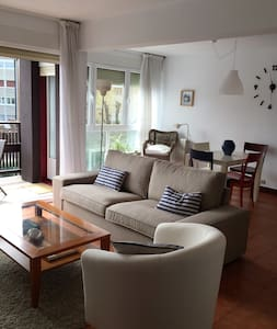 Apartamento amplio y luminoso - Hondarribia - Appartement