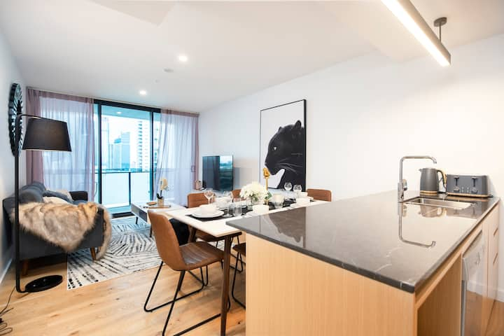 🎉Extraordinary RiverView Luxury 🎊3BR🛋@SouthBank