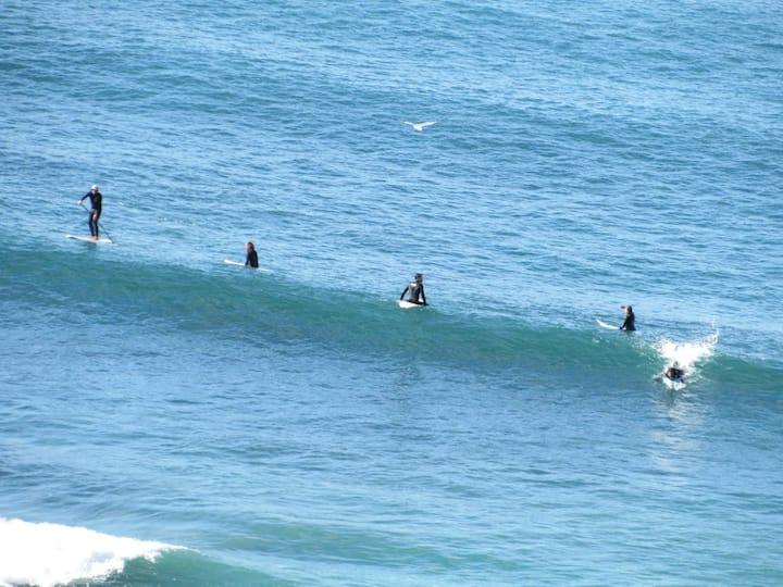 Top Surfing Spot-K55/Rosarito/La Sierra