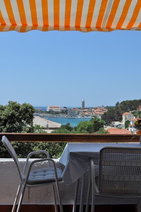 Terrace 1 view 3