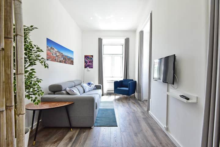 Alcântara Plazza T1 apartment