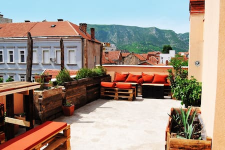 Cozy four bed room in center Mostar - Mostar