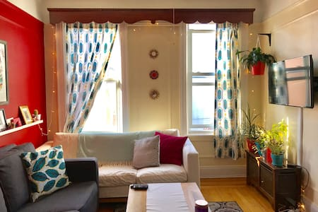 Cozy Room in Sunny Home - Astoria