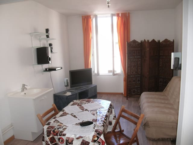 Appartement centre ville Fouras - Fouras - Apartamento