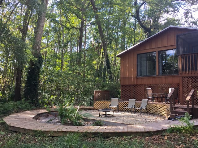 Withlacoochee River House, Nature Experience