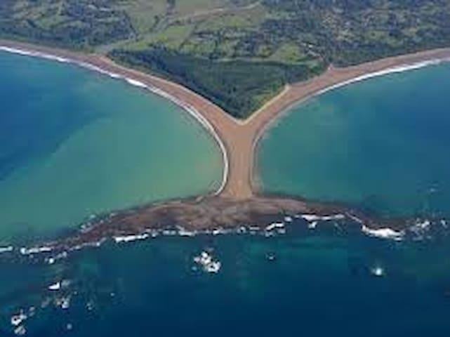 Casa de playa Costa Rica Pacifico Sur