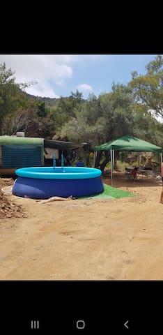 Caravana - camping - senderismo