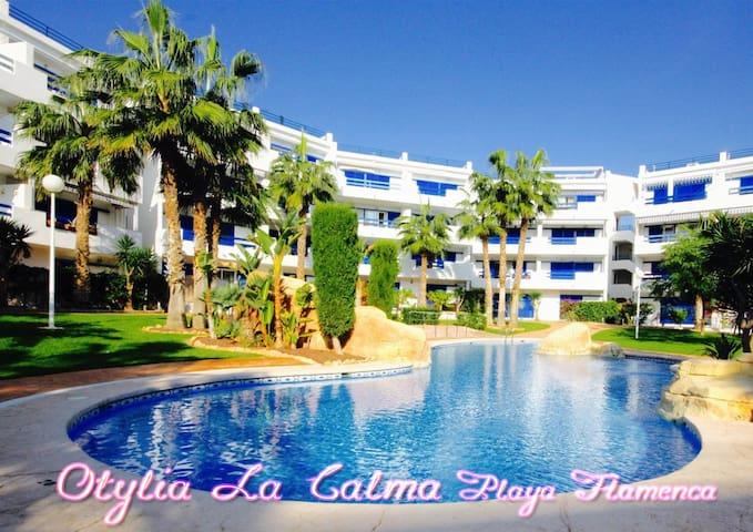 Otylia La Calma Apartment
