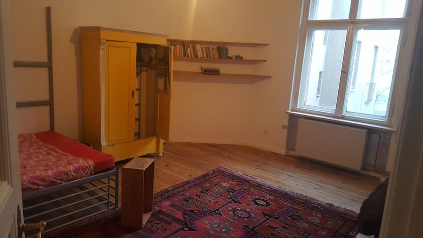 Small Flat for 2 or 3 people. Zenter of Berlin