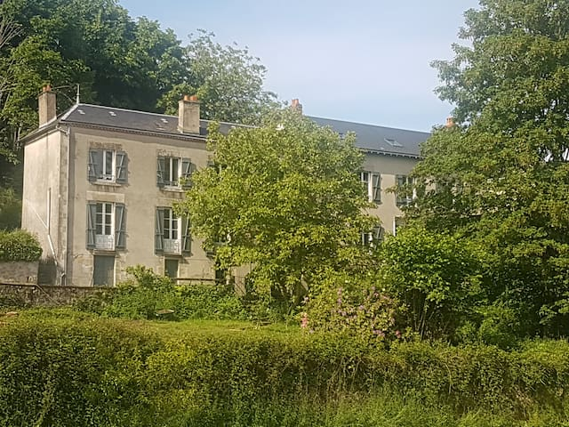 Maison Voliere Grand Old Bourgeois house sleeps 11