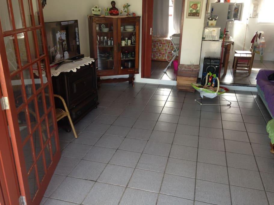Sala - cozinha