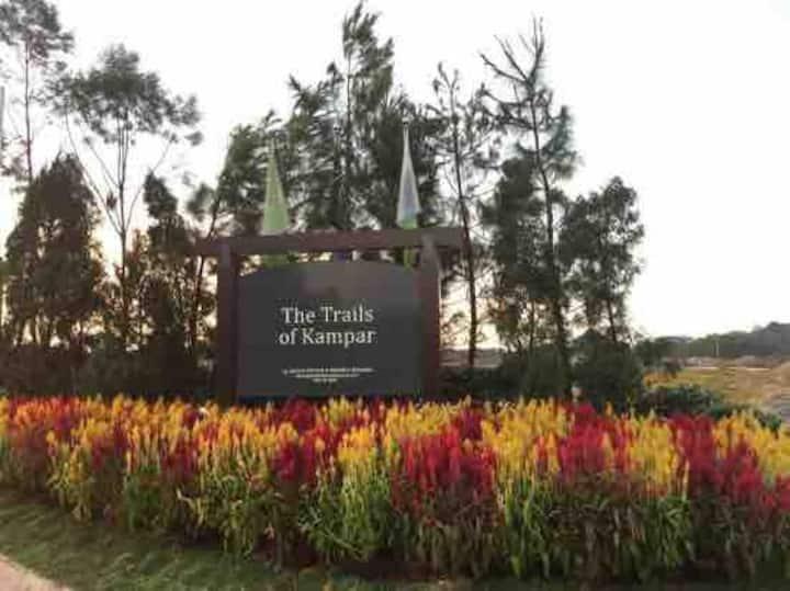 The Trails of Kampar Sanctuary suite