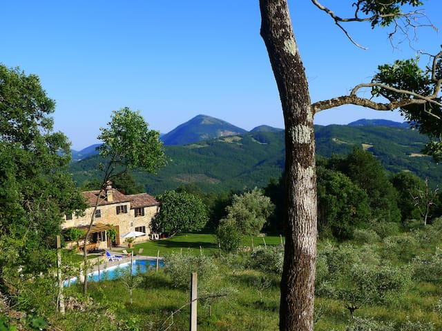 Casa Adriano - Molino Vitelli - House