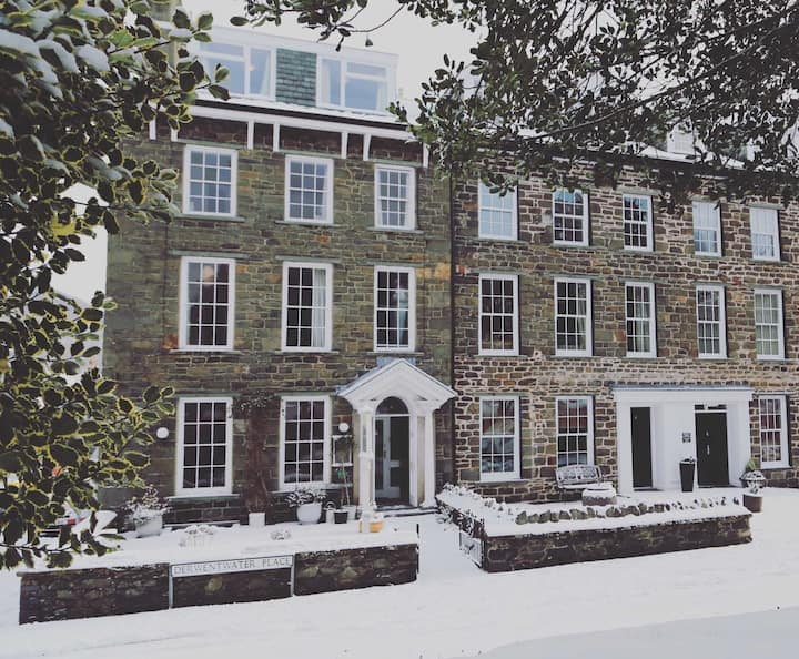 Cumbria House 'rule of 6' exclusive winter offer