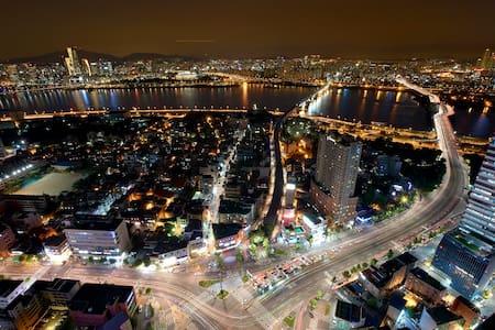 [WON's Apt#2]Open SALE/eggWifi/Hongdae - Mapo-gu - Appartement