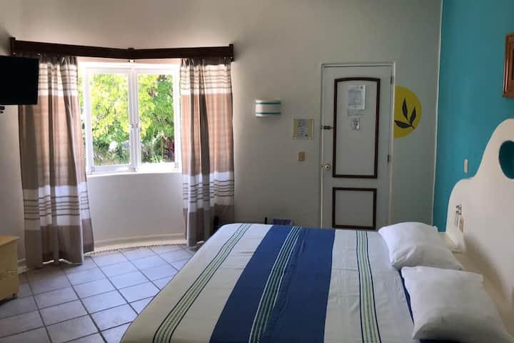 Mariposa, Hotel Casa Blanca del Sol, Huatulco.
