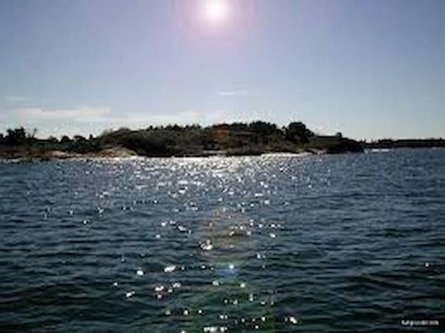 Charmig 2:a i mysigt område - Tyresö