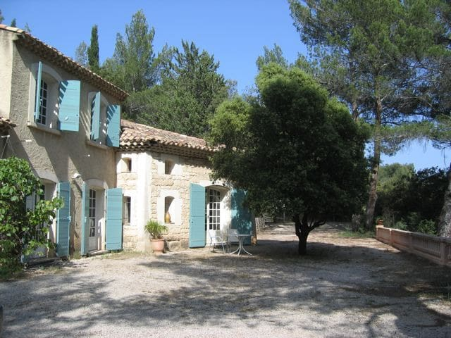 XTRA In Paul Cezanne's footsteps... - Vauvenargues - House