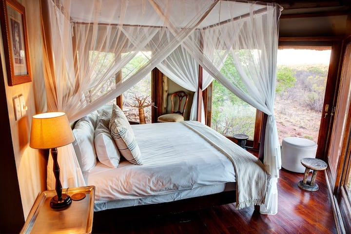 Luxury Game Lodge in the Waterberg